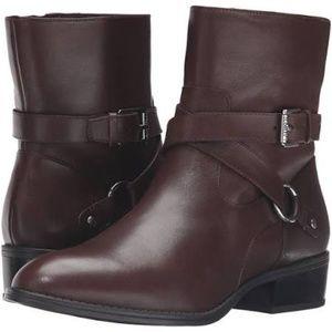 Lauren Ralph Lauren Ankle Brown Boot Size 6.5